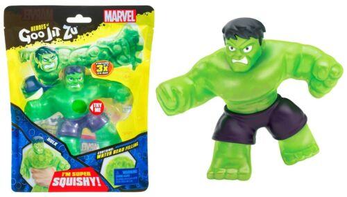 Heroes of Goo Jit Zu Marvel Superheroes Hero Pack Hulk NEW