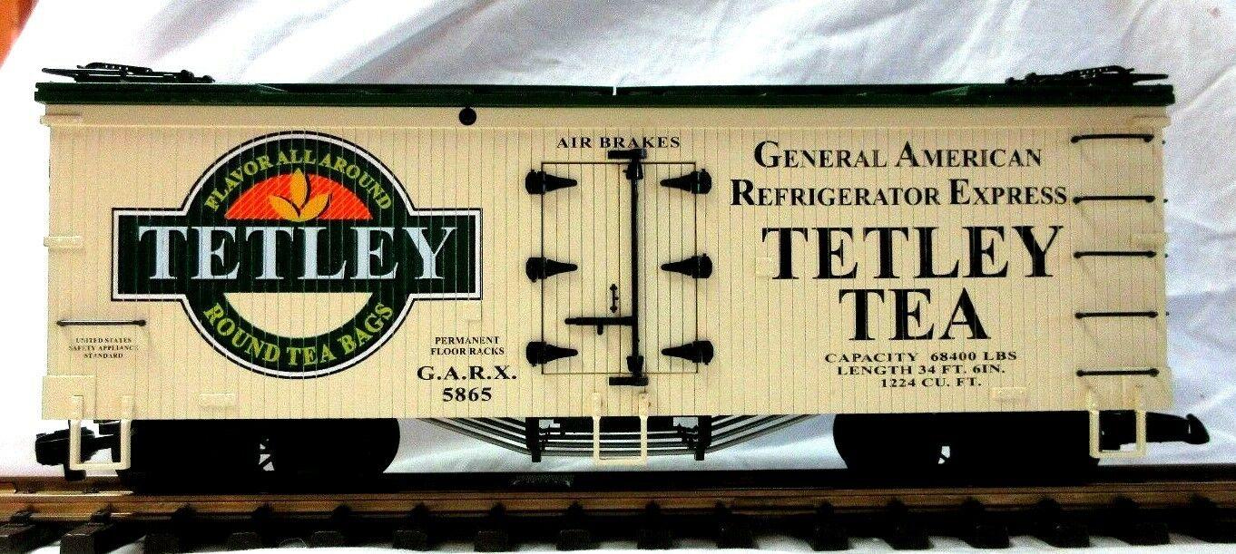garanzia di qualità RO   USA  5865 TETLEY TEA TEA TEA  REEFER  outlet in vendita