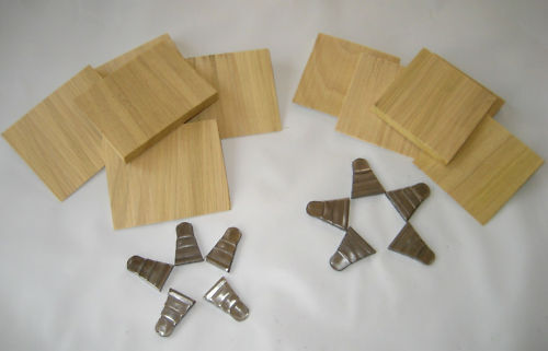 20 Axe Wedges Wood /& Metal NEW Double Bit /& Single Bit