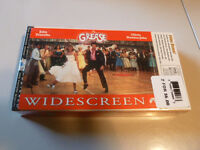 Vhs Grease 20th Anniversary Edition Movie Sealed Unopened Tape & Quick Ship