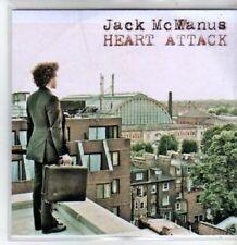 (BT339) Jack McManus, Heart Attack - DJ CD