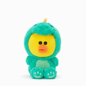"""LINE FRIENDS Character PIGGY SALLY Plush Doll Toy 19cm 7.5/"""" Official Goods"""