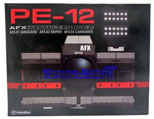Perfect Effect PE-12 AFX Assault Force X G1 ( Reflector DIACLONE Vers )