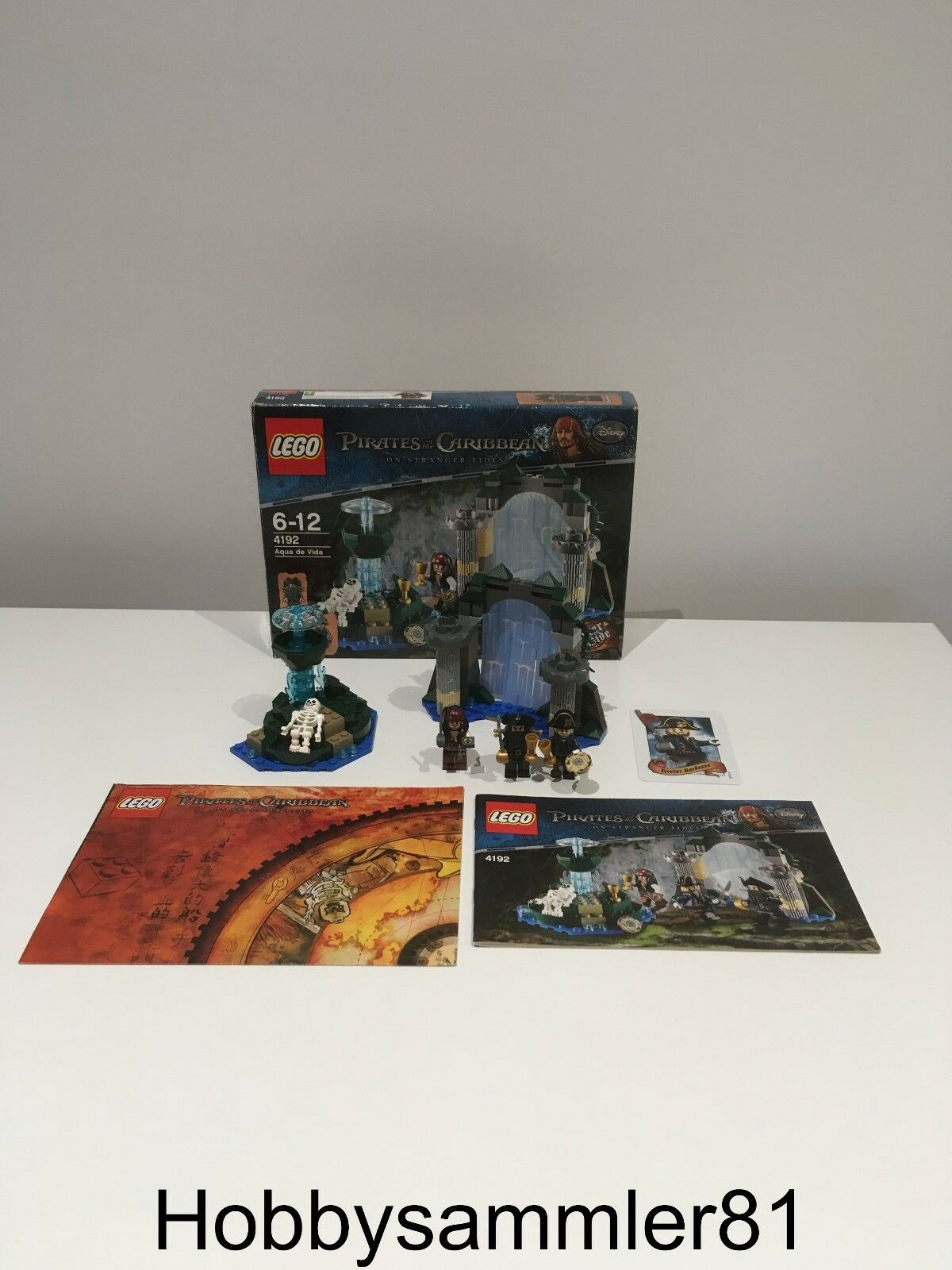 Lego® 4192 Pirates of the Caribbean - Die Quelle der ewigen Jugend