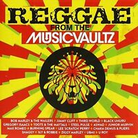 Various Artists - Reggae From The Music Vault / Various [new Cd] Canada - Import on sale