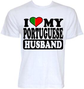 533d17bd Image is loading PORTUGAL-T-SHIRTS-MENS-FUNNY-PORTUGUESE-HUSBAND-NOVELTY-