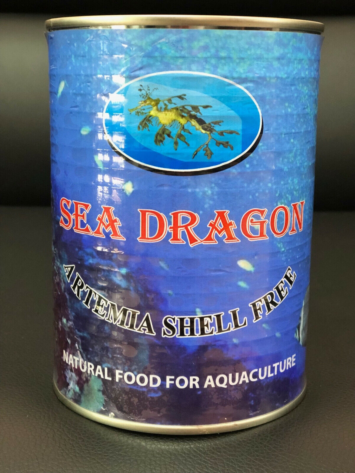 425g Sea Dragon Decapsulated Brine Shrimp embryos Artemia Nauplii Alternative