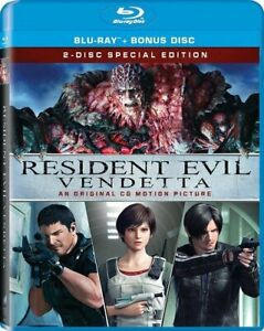 Resident-Evil-venganza-Blu-ray-2017-2-Discos-Nuevo-Sellado-De-Fabrica-Envio-Gratuito