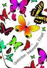 Notizfolder Schmetterling (2008, Taschenbuch)
