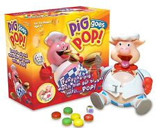Pig Goes Pop Game - Feed The Pig and Watch Him Get Bigger Until POP!