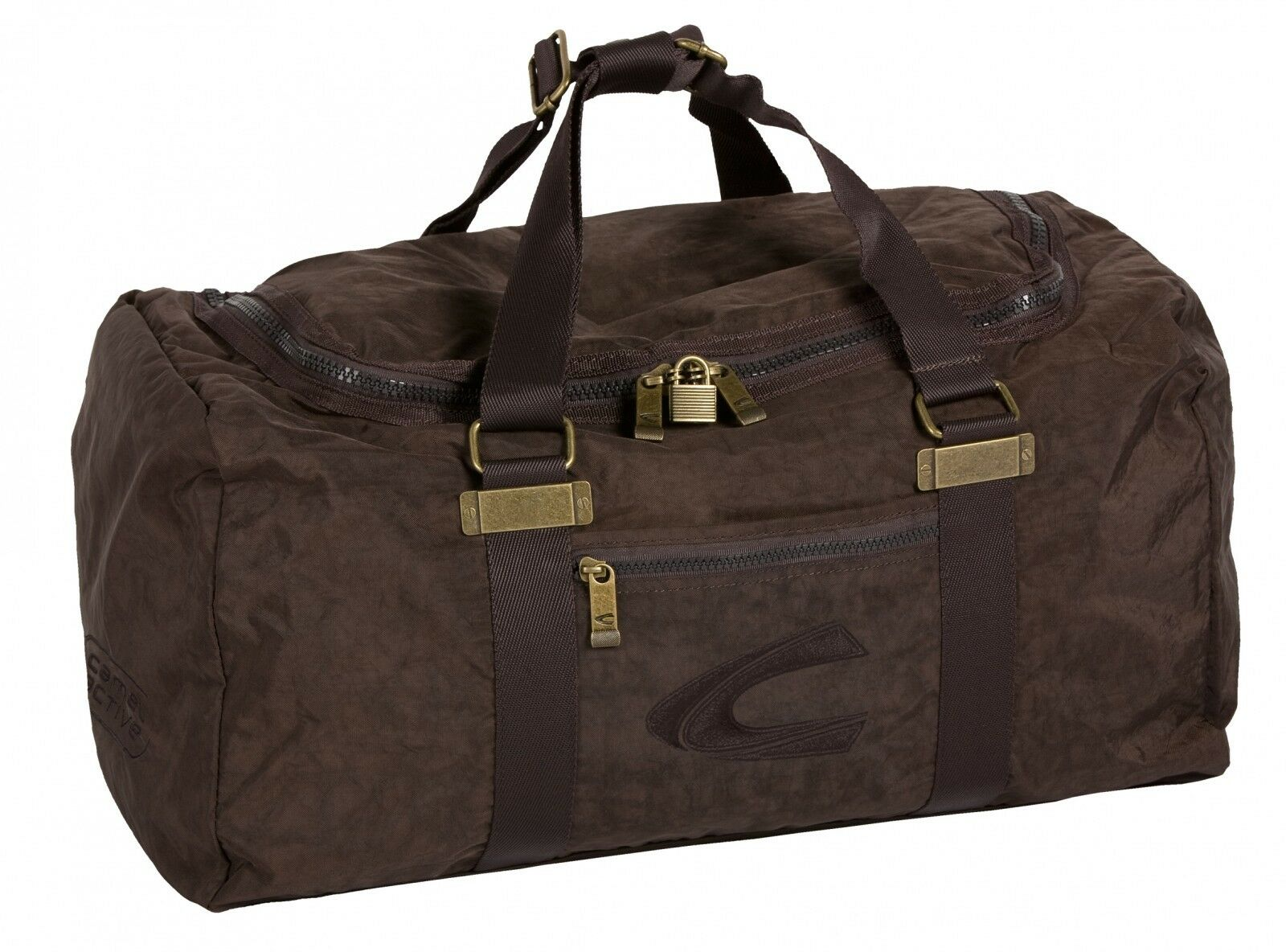 Camel active Sporty Journey Travel Bag S Brown