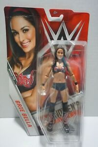Brie-Bella-WWE-Mattel-Basic-70-Brand-New-Action-Figure-Toy-Mint-Packaging