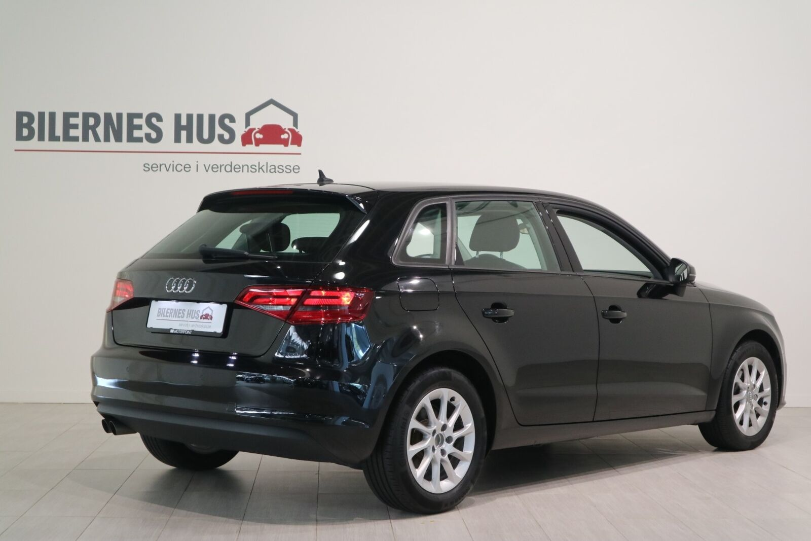 Audi A3 1,4 TFSi 150 Attraction SB - billede 1