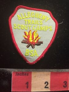 ALLEGHENY-TRAILS-SCOUTS-CAMPS-BSA-Boy-Scout-Patch-S69S