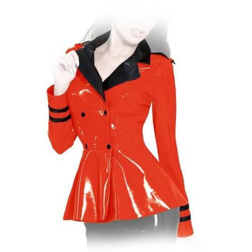 Langärmelige Datex Jacke Kostüm in diversen Farben Insistline Blazer