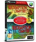 Ess1024/d Focus Multimedia Redemption Cemetery 3 and 4 Hidden Object Game for PC