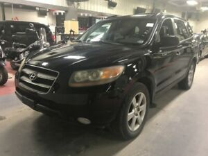 2007 HYUNDAI SANTA  FE GLS - ALL WHEEL DRIVE SUV - $4990