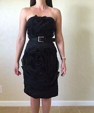 St. John Casual Black Dress Size 2