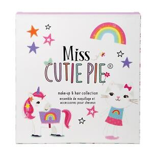 Childrens-Make-Up-amp-Hair-Gift-Set-Miss-Cutie-Pie-Non-Toxic-Kids-Toys-For-Girls