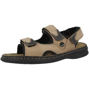 Belle Josef Seibel Franklyn Chaussures Men Messieurs Comfort Hiking Sandales 10236-11-121-afficher Le Titre D'origine Une Grande VariéTé De Marchandises