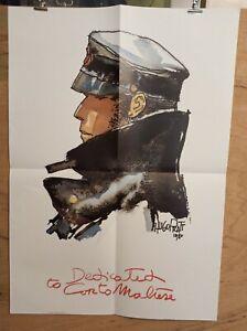 Affiche-Corto-Maltese-Hugo-Pratt-Poster-49x70-cm-pliee-en-4