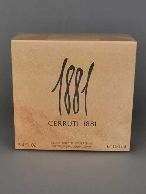 Cerruti Classic Saumon 100Ml Eau De Toilette  Pour Femme Neuf Sous Blister