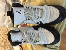 92d2baa2411 item 7 Nike Michael Air Jordan Fusion 12 White Black Taxi AJF12 317742-101  men s 9 -Nike Michael Air Jordan Fusion 12 White Black Taxi AJF12  317742-101 ...
