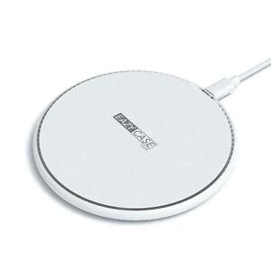 Induktive-Ladestation-Qi-Wireless-Charger-Induktions-Ladegeraet-Kabellos-Weiss
