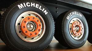 5x-Weisse-Reifen-Michelin-Aufkleber-fuer-TAMIYA-Trucks-in-1-14-5