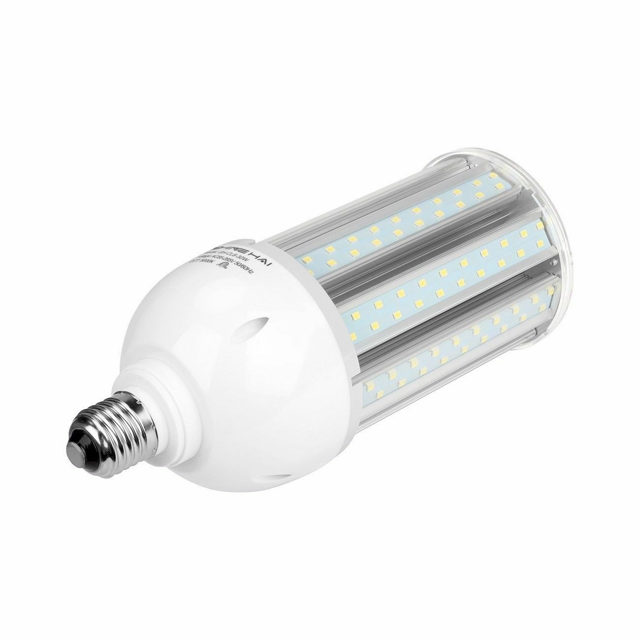 LED CORN BULB 35W 300W Equivalent  3500Lm E26 Base 5000K SHINEHAI  Bright Light