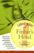 Ladies Night at Finbars Hotel Ellis Ni Dhuibhne Clare Boylan Anne Haverty