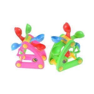 Windmuehle-Wasserrad-Spielen-Sand-Wasser-Spielzeug-Kinder-Bad-Schwimmen-Stra-gc
