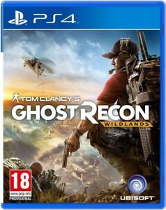 Tom-Clancy-039-s-Ghost-Recon-Wildlands-PS4-Brand-New-amp-Sealed-Quick-Dispatch