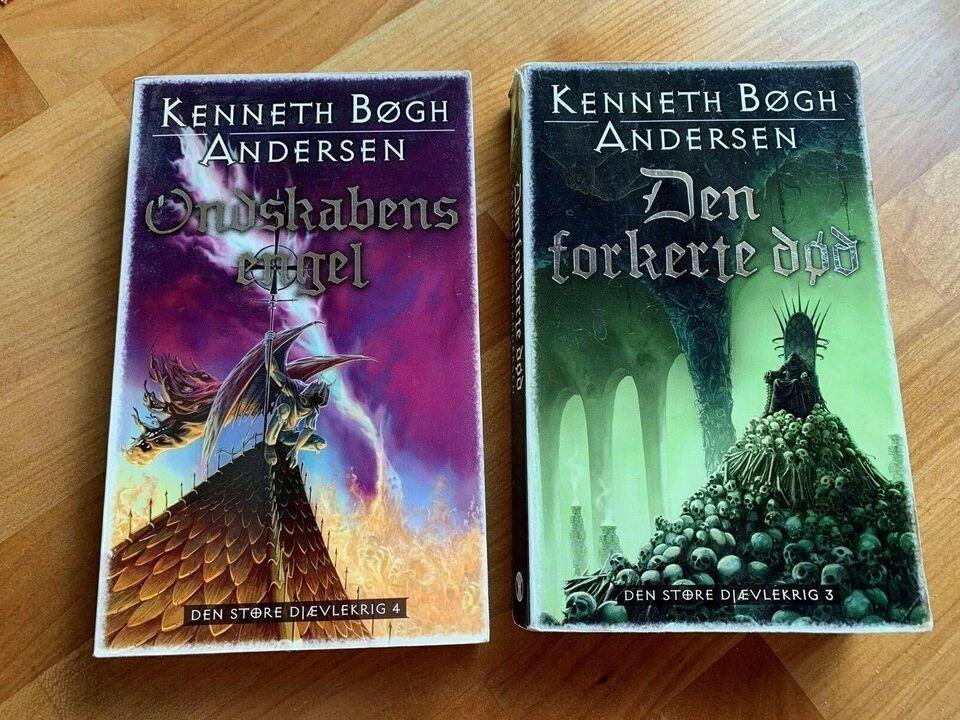 Dødens terning og andre, Kenneth Bøgh Andersen, genre: