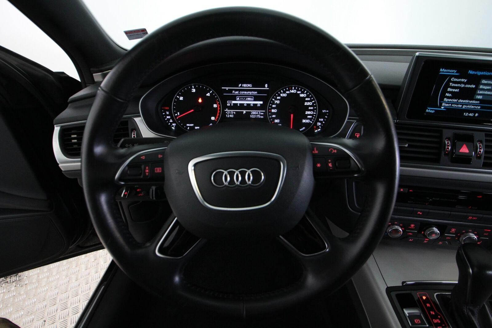 Audi A6 TDi 190 Avant quattro S-tr.