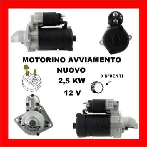 MOTORINO DI AVVIAMENTO NUOVO RENAULT TRUCKS MASCOTT DA ANNO 1999 504086888