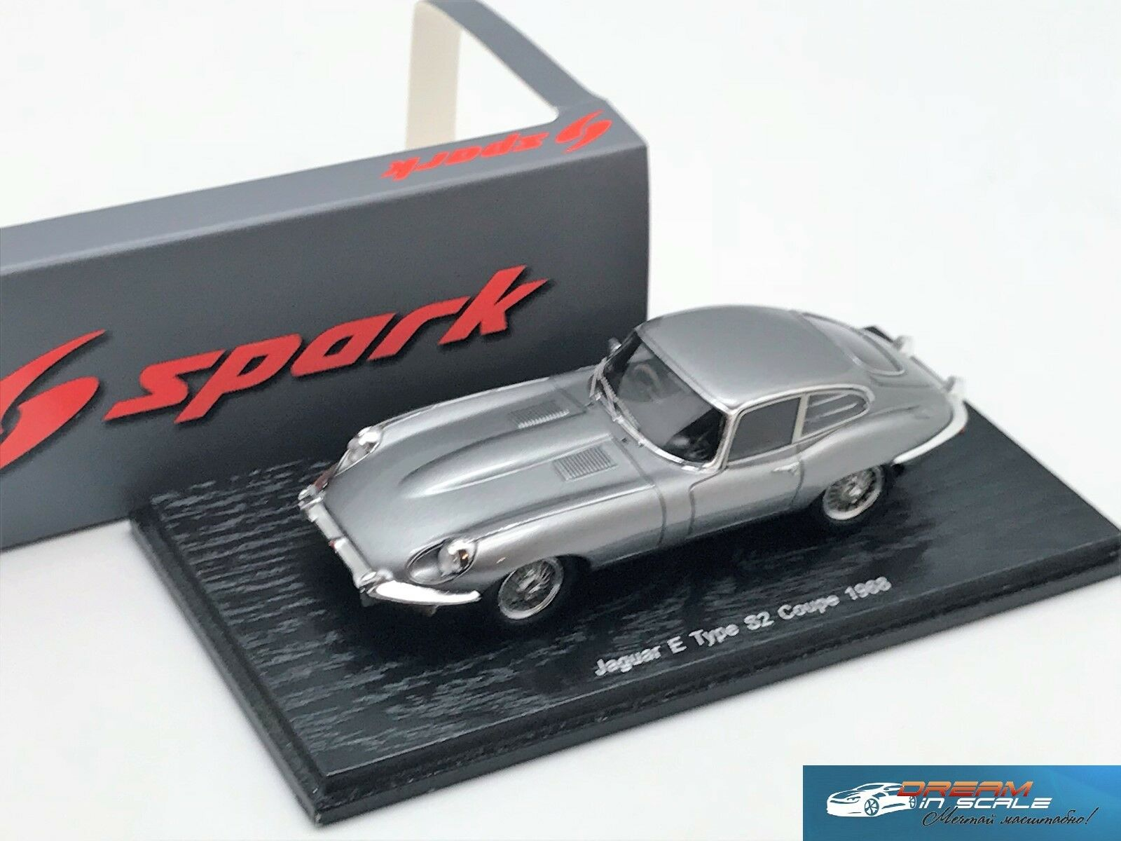 ventas en linea Jaguar E Tipo S2 Coupe 1968 1968 1968 Spark S2128 Resina 1 43  Ahorre 35% - 70% de descuento