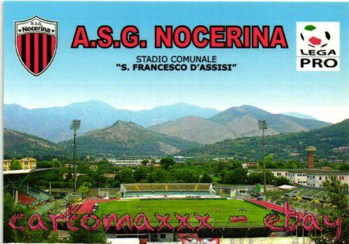 Nocera Inferiore Non Viaggiata SC273 Stadio Campo Sportivo Salerno