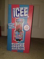 Iscream Genuine Icee Slushie Making Machine For Counter Top Home Use Brand New