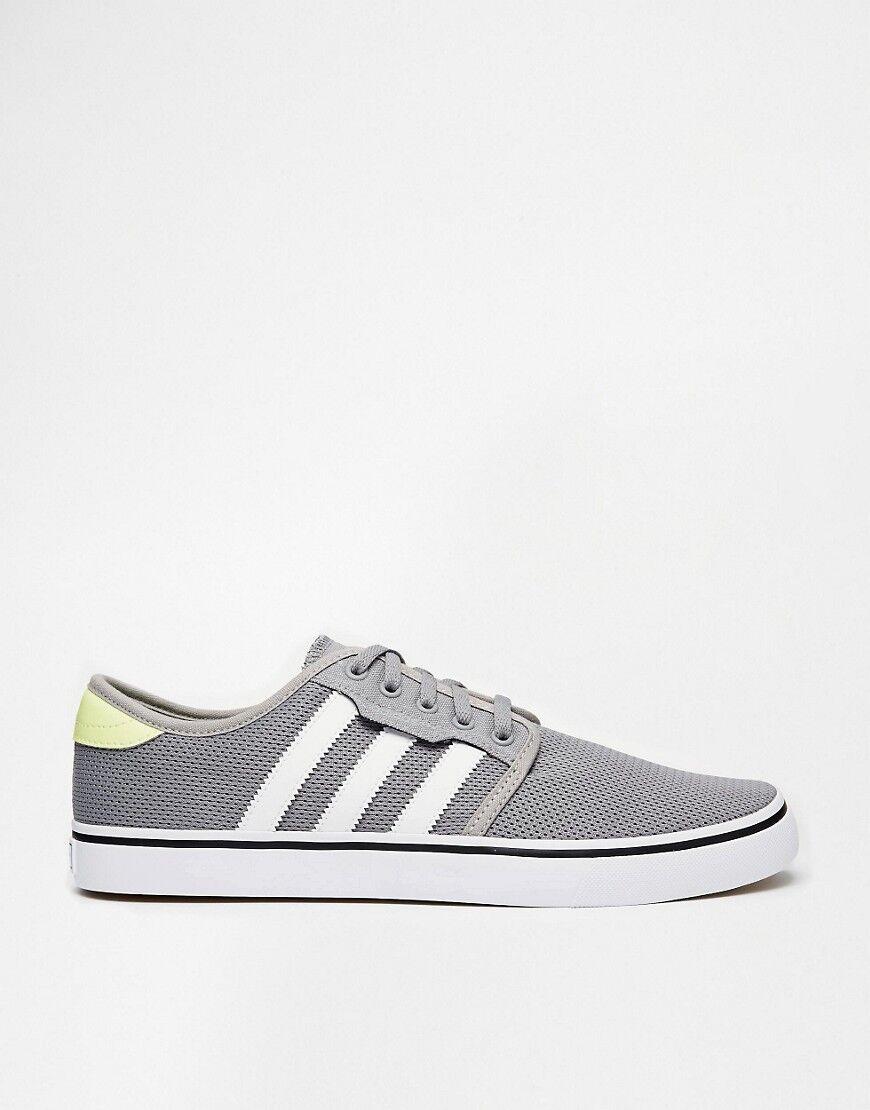 Adidas Seeley skateboarding zapatos de hombre zapatillas nuevas descuento en caja marca de descuento nuevas c76933 comodo 19191e