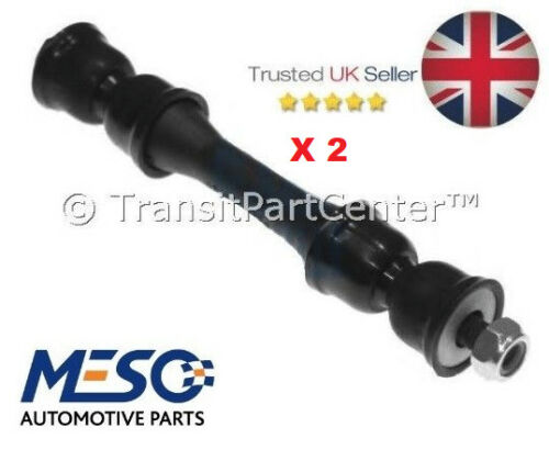 A PAIR OF FRONT STABILIZER BAR LINK FORD TRANSIT MK6 2000-2006