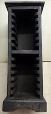 Mobile porta cd in legno 50cm x 19cm x 19cm ETNICO TRIBAL