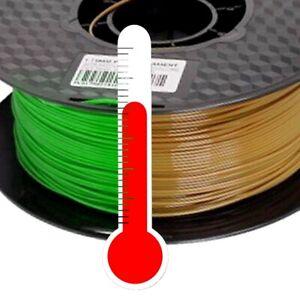 3d Printers & Supplies Grün 1kg 1,75mm Farbverlauf Beneficial To The Sperm 3d Pla Filament Farbwechsel Durch Temperatur Braun Computers/tablets & Networking