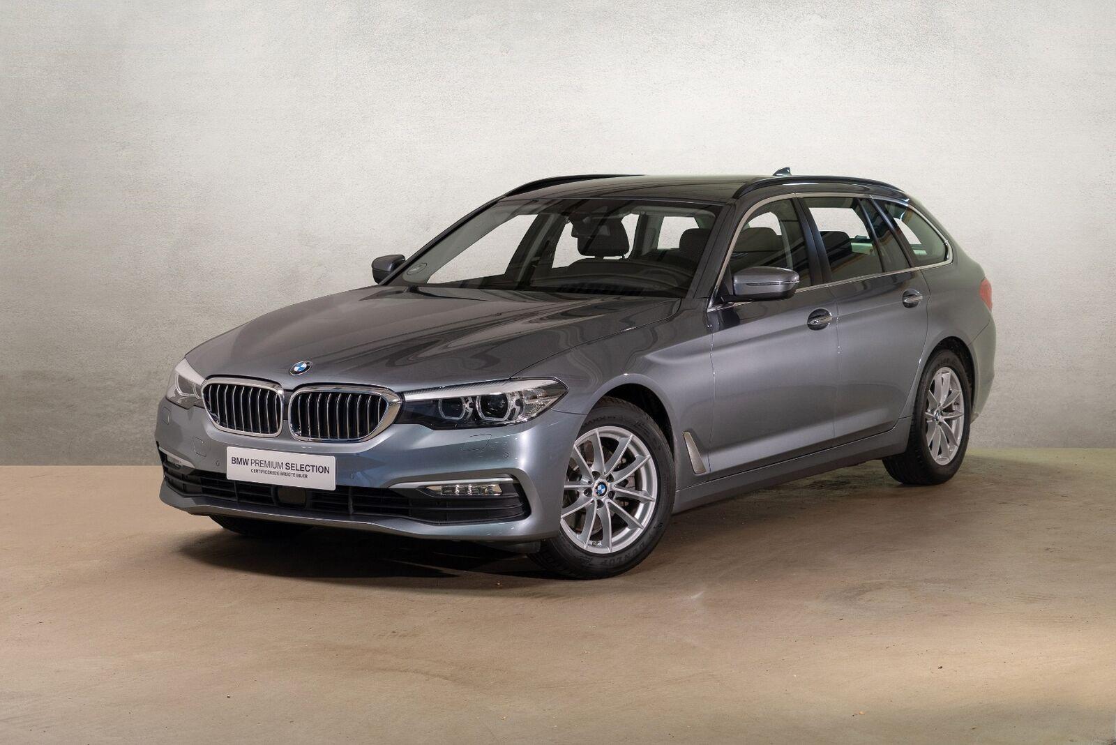 BMW 520d 2,0 Touring aut. 5d - 550.000 kr.