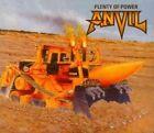 Anvil Plenty of Power CD 2012 Digitally Remastered Metal