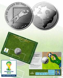 Brasilien-6x-2-Reais-Komplettsatz-WM-2014-6-Muenzen-im-Originalblister
