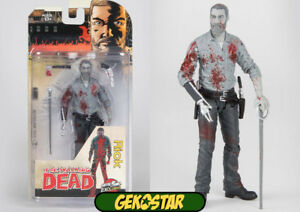 Rick (sanglant) - The Walking Dead Skybound Exclusive Action Figure 							 							</span>