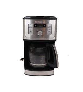Cuisinart PerfecTemp 14-Cup Programmable Coffee Maker Brewer Silver CBC-6800PC