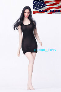 PHICEN TBL 1//6 Super-Flexible Seamless Figure American Beauty Doll Set ☆USA☆