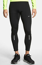 Men's NIKE Element Shield Running Pants Black Color Size M - BNWT - RRP £60